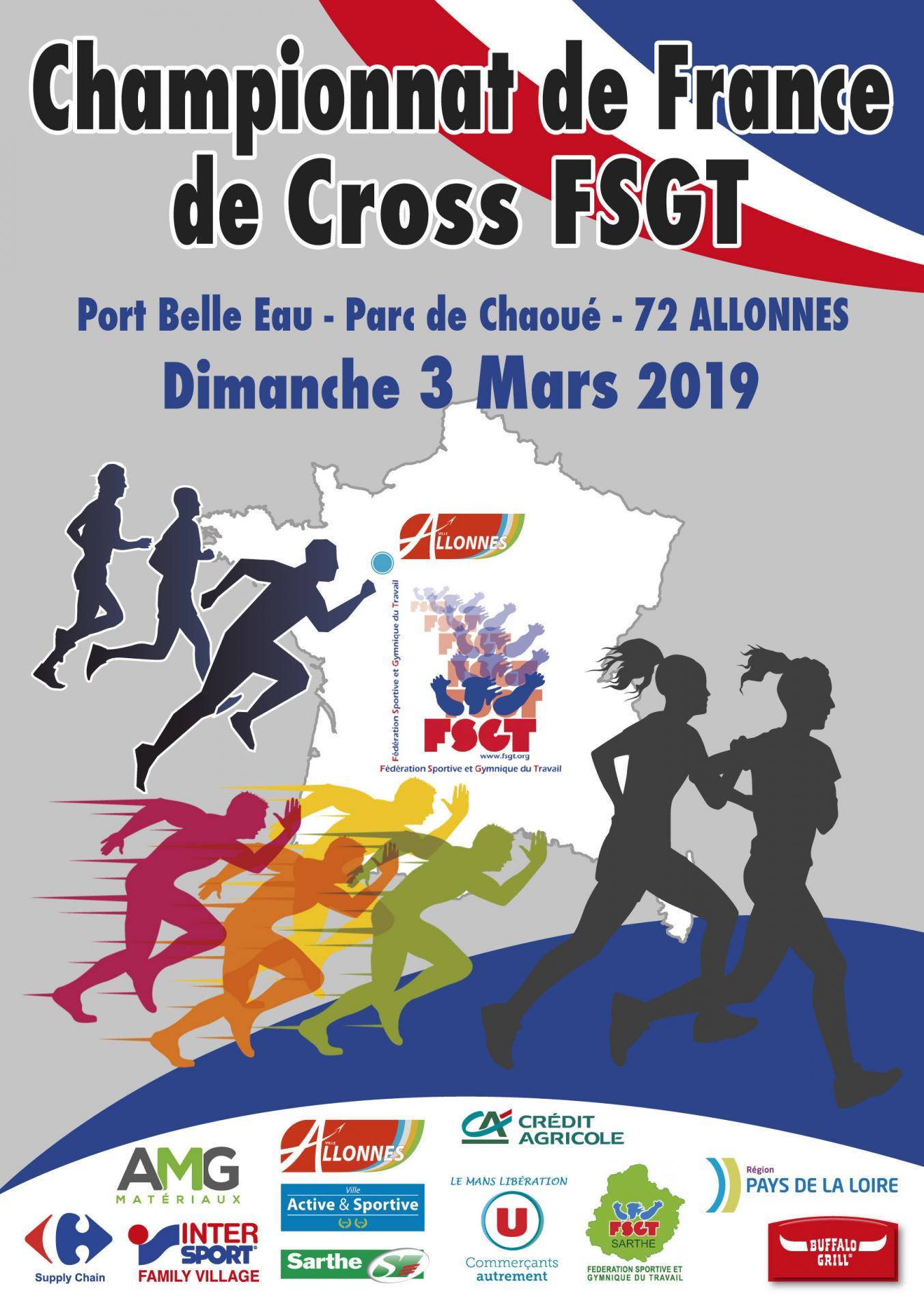 Championnat de France de cross